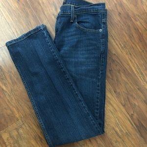 Adam Levine The Dean Straight Leg Jean Size 34x32